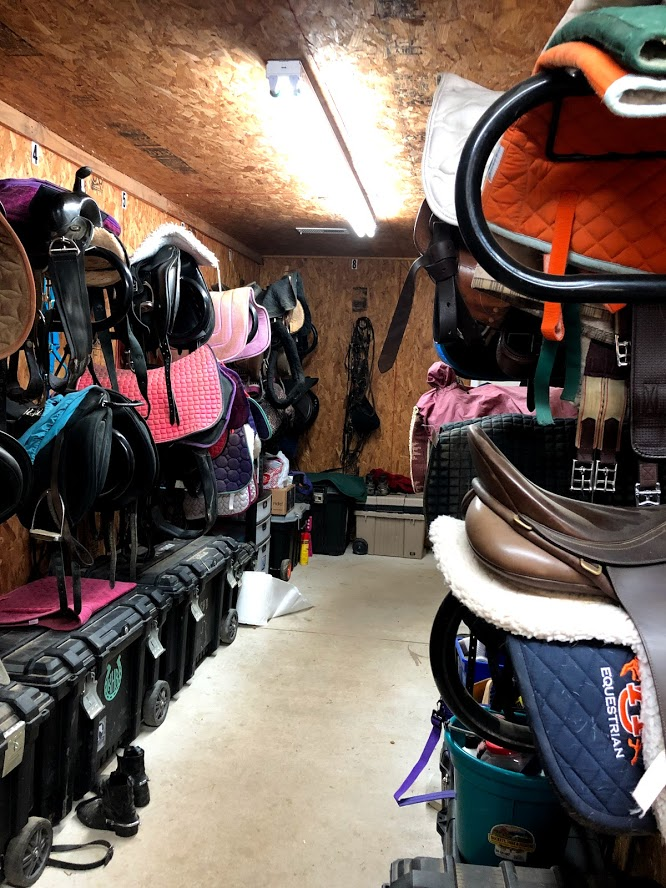 Grand Paradise Ranch - Tack Room