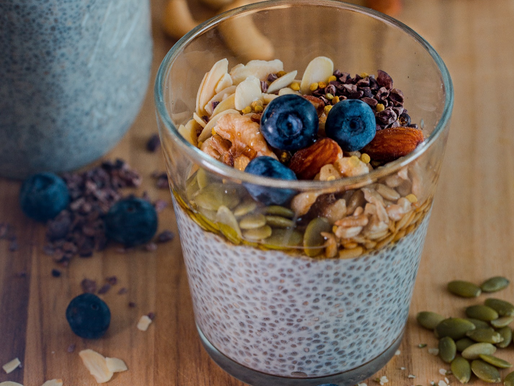 Are you also in love with Chia Seeds?