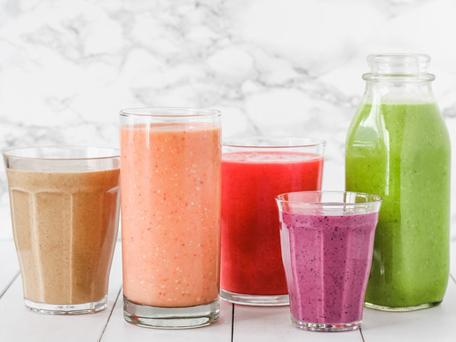 Food for Acne - Amazing smoothies