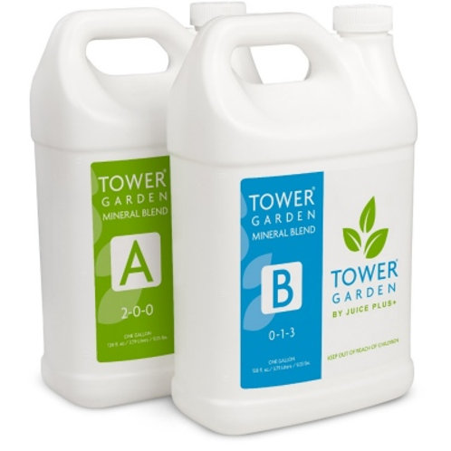 Tower Tonic- Grow foods