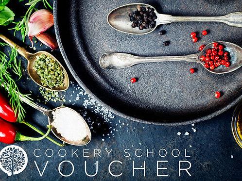 Cookery School Voucher- 5 hour course