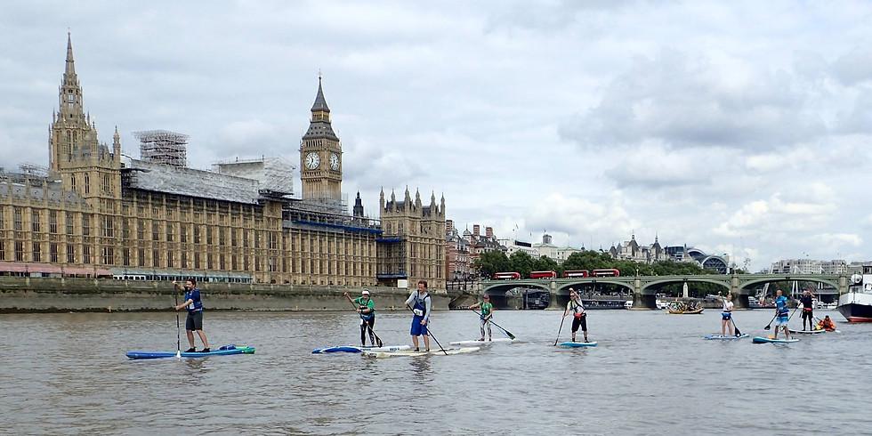 Big Ben Challenge & London Crossing Race