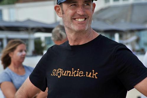 SUPjunkie t-shirt (men's fit)