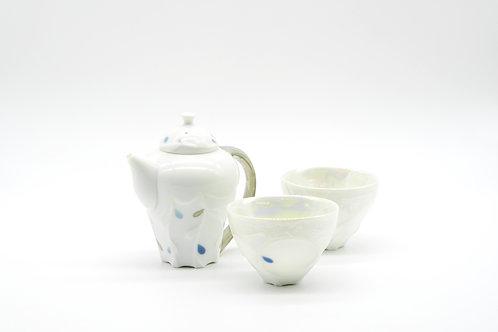 鍾雯婷・日本名家茶酒器二人優惠套裝