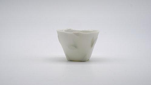 Tea cup 落葉 雨