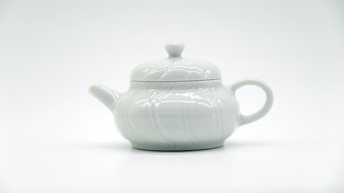 tea pot 白瓷茶壺