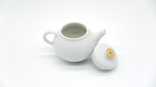 tea pot 金彩茶壺