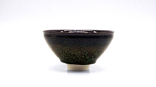 Tenmoku tea bowl 油滴天目碗