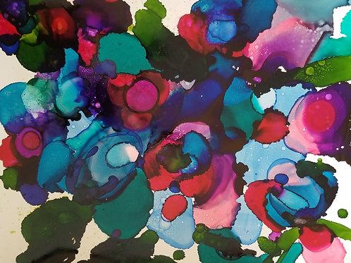 Flowers (ink)