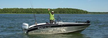 Silver Shark 580/90