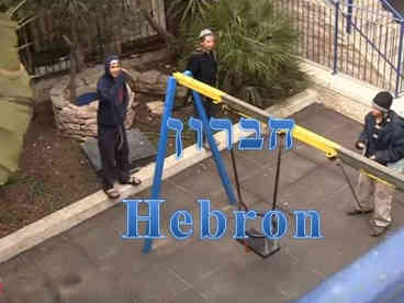 Hebron with David Wilder.JPG