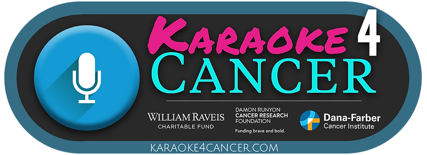 Karaoke 4 Cancer Logo