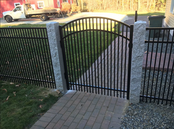 Metal gate  - Husdon, NH