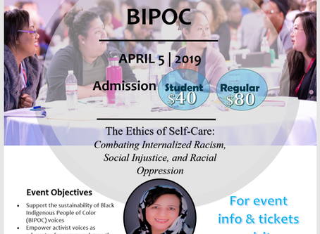 BIPOC II: Ethics of Self Care
