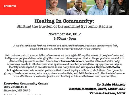 Healing in Community