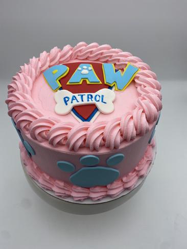 Paw Patrol Childrens Cake