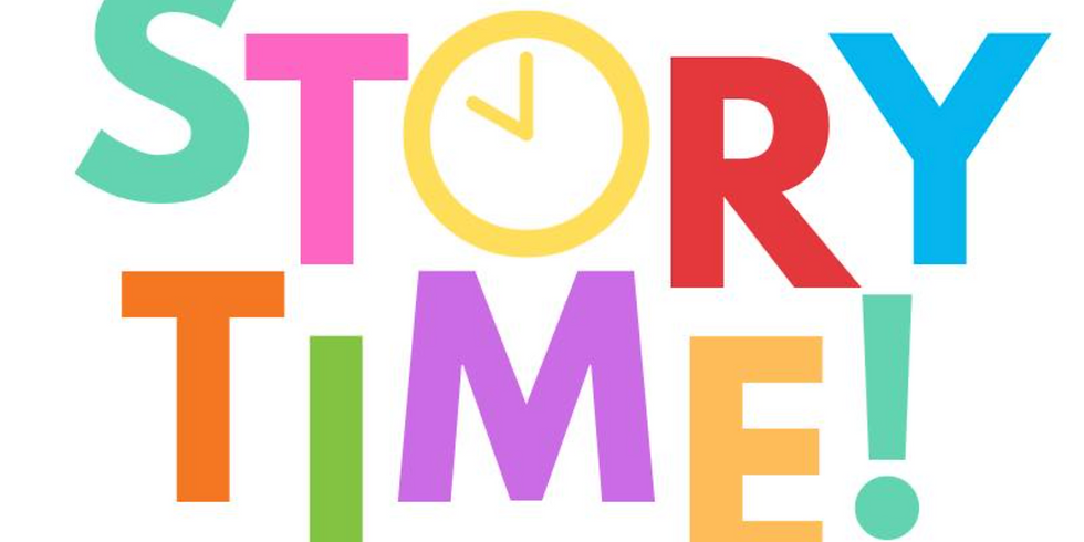 Story Time for All Ages with Librarian: Bringing the Library to CHC!