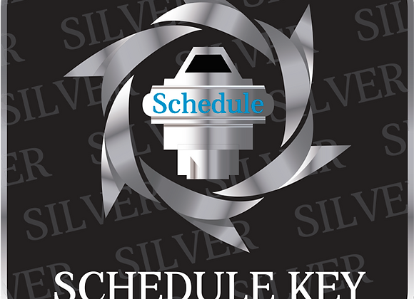 Silver Schedule Key SI Package