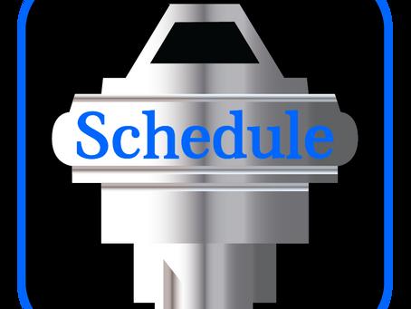 New Site : Schedule Key