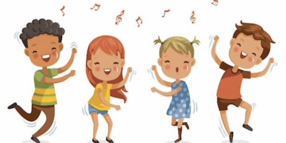 Basic Dancing Class for Kids 6-11 Years Old