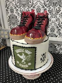 Agnostic Front Custom Cake