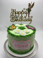 Tinker Bell Childrens Cake