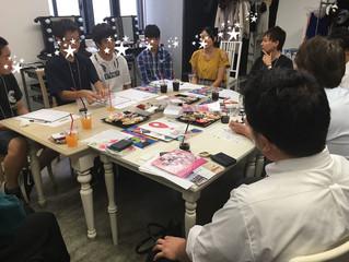 【高校生エール】企業との交流会に参加しました。