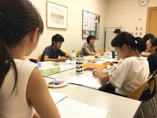 個々で計画・実践する「チーム学習会」