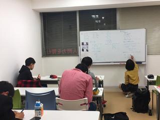 中3は、数学・英語の講座を受けました。