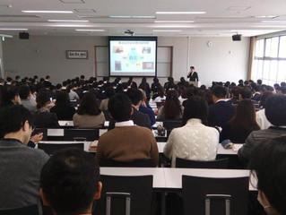 京都の進学高校にてメンタルトレーニングを学びました。