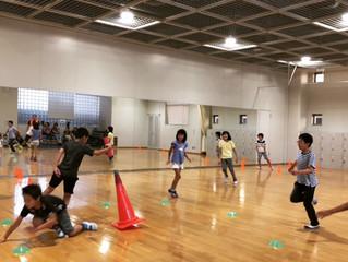 小学生エールに体力向上プログラムを導入しました!