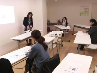 入塾説明会を開催しました。