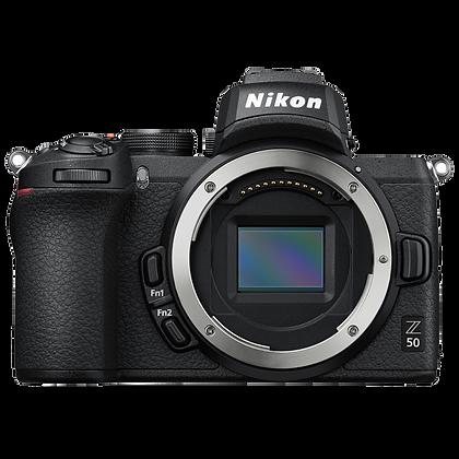 Nikon Z50 + Cuerpo + FTZ