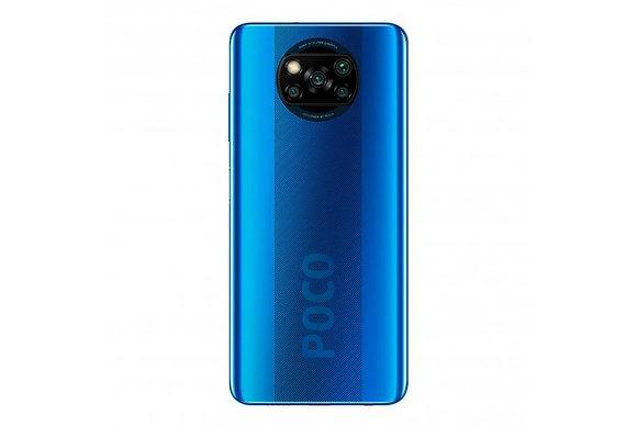 XIAOMI POCO X3 -128GB Azul -Cobalt Blue + MiBand 4C