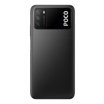 POCO M3 64GB Color Black