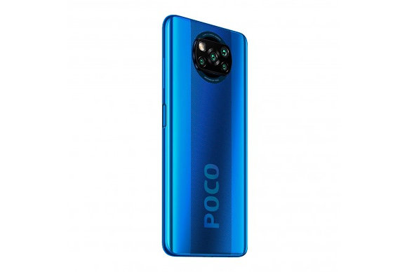 POCO X3 64GB Color Cobalt Blue LTE Dual
