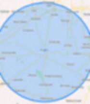 Wooster Radius Map.png