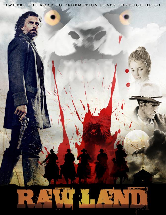 """RAW LAND"" Feature Film Development"