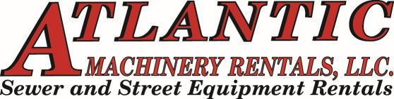 Atlantic Machinery Rentals logo