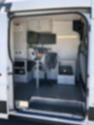 Rausch truck mounted inspection system