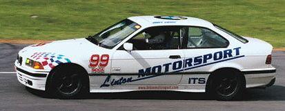 LMI Race Car
