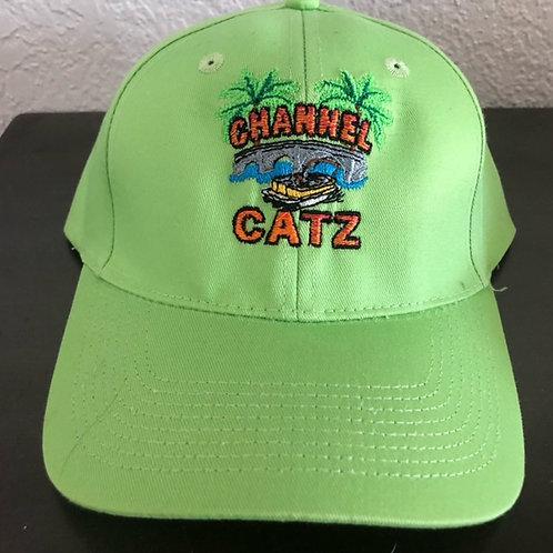Athletic Ball Cap = Green