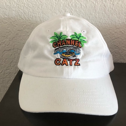 Athletic Ball Cap = White