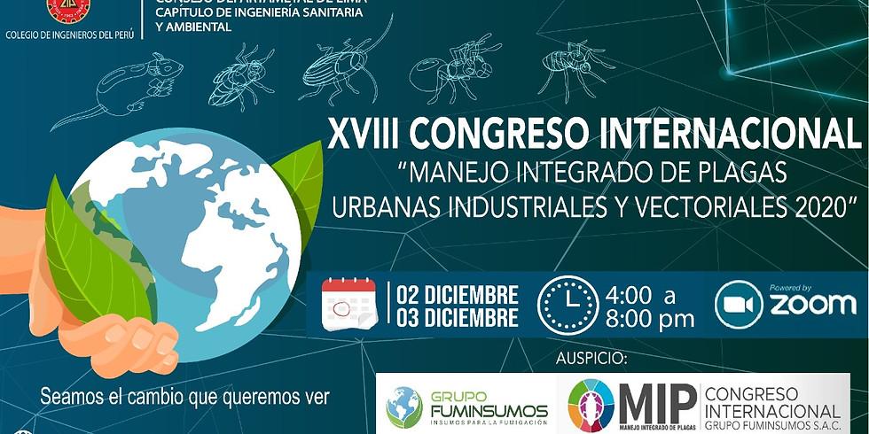 XVIII CONGRESO INTERNACIONAL MIP 2020