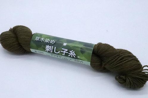 草木染め刺し子糸03
