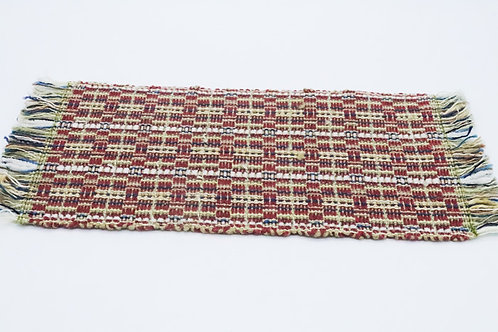 手織りミニマット01