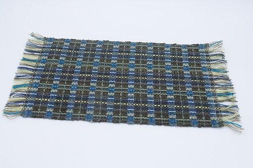 手織りミニマット05