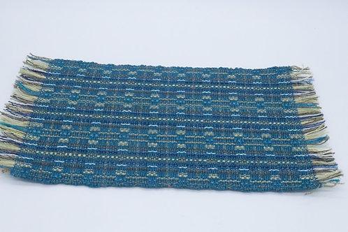 手織りミニマット06