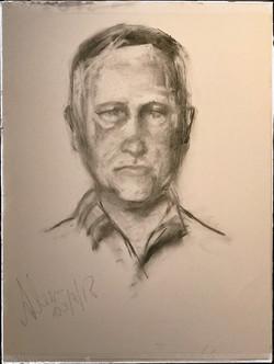 Duncan Caratacus Clark, by Aileen Semple