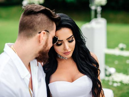 Свадьба на вилле Самуи для Алины и Кости